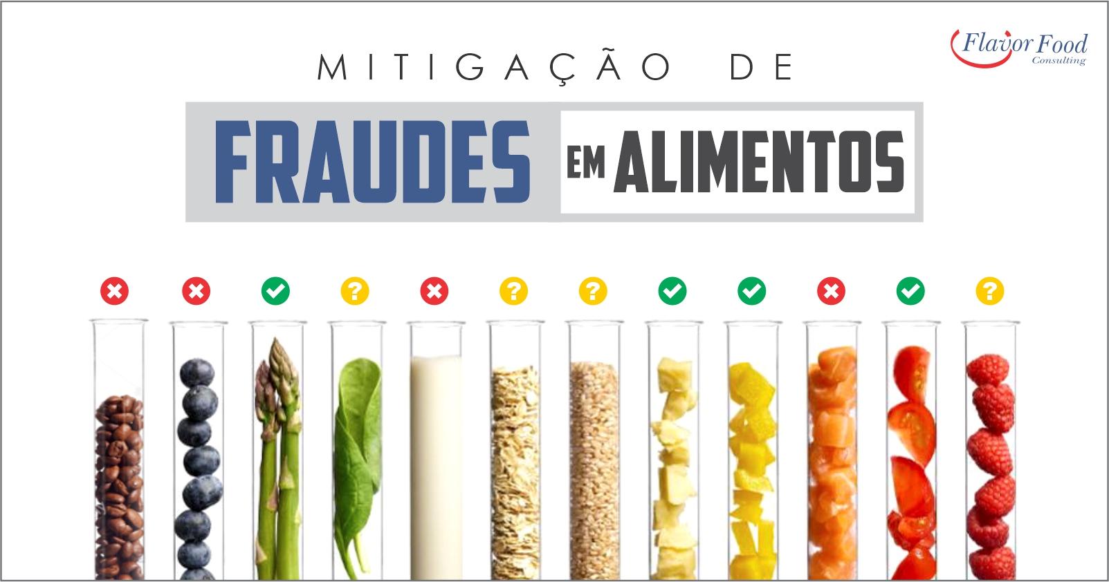 Mitigação de Fraudes em Alimentos