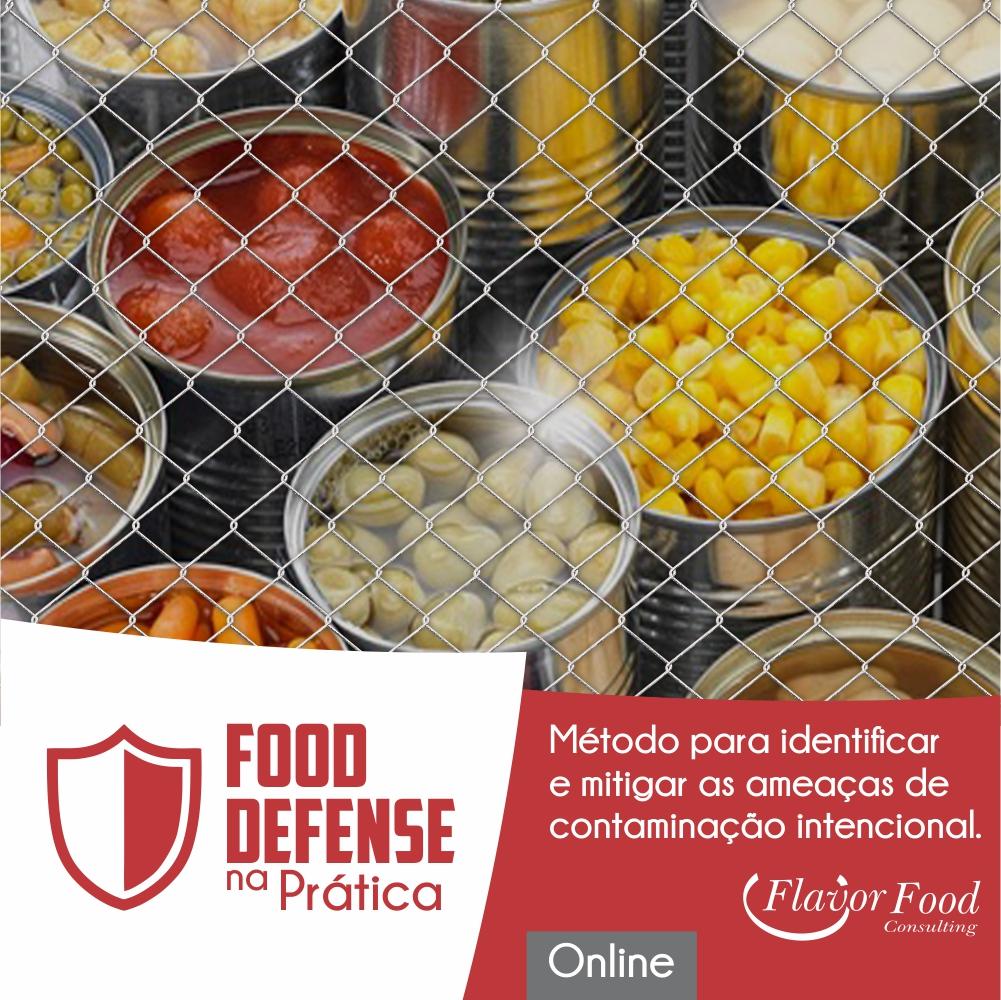Food Defense na Prática – método para identificar e mitigar as ameaças de contaminação intencional