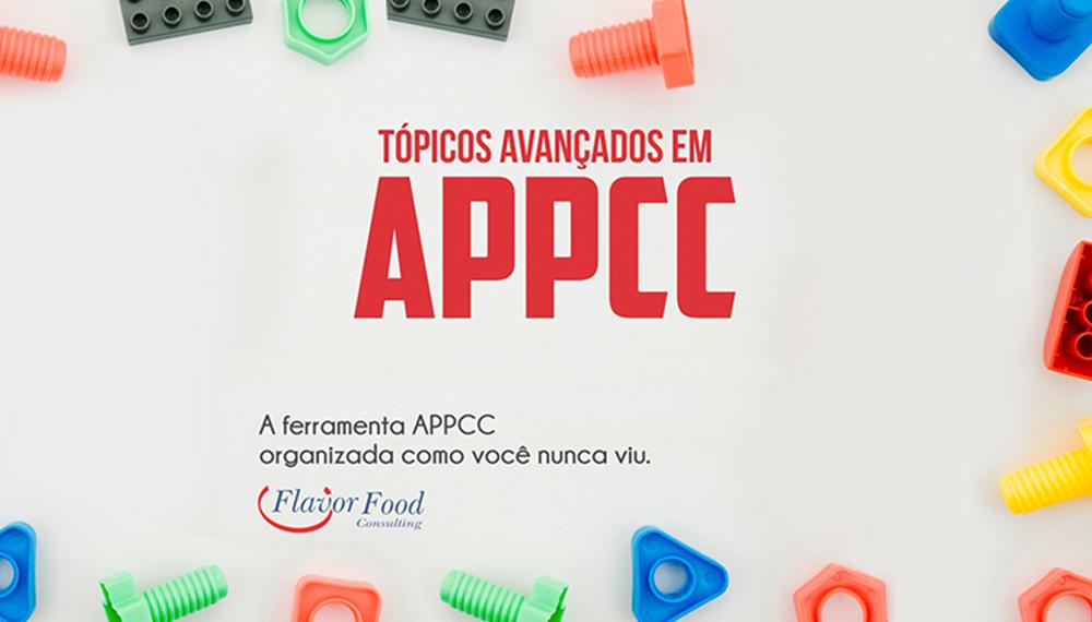 Tópicos avançados em APPCC