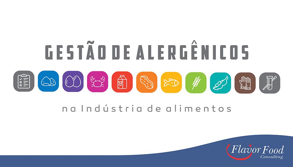 Gestão de Alergênicos